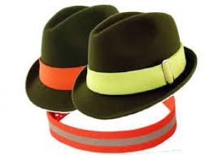 ARMYARMS.cz nabízí: Reflexní pásky na klobouk - oranžová