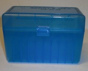Krabička na náboje 30-06 / 8x57