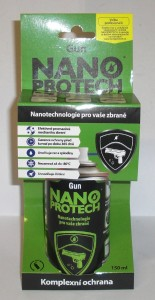 OLEJ/NANOPROTECH GUN 150ml SPRAY