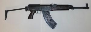 SA58 - kategorie A