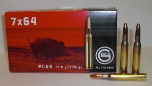 ARMYARMS.cz nabízí: Náboj GECO PLUS 7x64, 11g