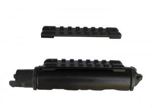 MIL-STD-1913 délka 98 mm horní RAIL Picatinny weawer