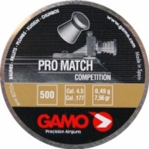 ARMYARMS.cz nabízí: Diabolo Gamo Pro Match - 500ks