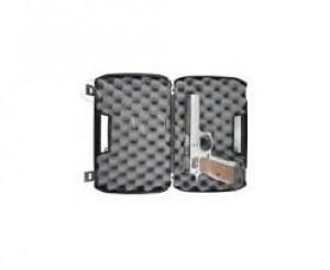 ARMYARMS.cz nabízí: Plastový kufr na pistoli 30,5cm x 19cm x 6cm