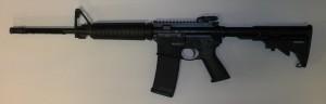 ARMYARMS.cz nabízí: Ruger AR-556