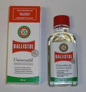 ARMYARMS.cz nabízí: Ballistol 50 ml tekutý
