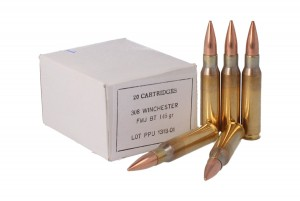 ARMYARMS.cz nabízí: PPU 308WIN. 145 gr.