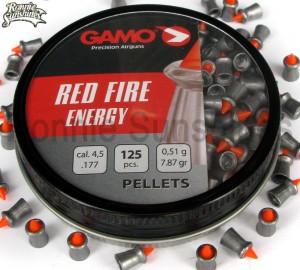 ARMYARMS.cz nabízí: Diabolo Gamo Red Fire - 125ks