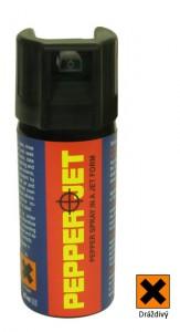 ARMYARMS.cz nabízí: Obranný sprej PEPPER-JET 40ml