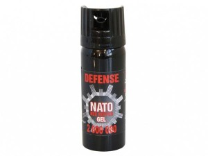 Pepřový sprej Defense Nato Red Pepper Gel 50 ml