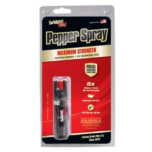 ARMYARMS.cz nabízí: Sabre red Pepper spray