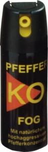 ARMYARMS.cz nabízí: Pepřový plynový sprej KO FOG - 50 ml