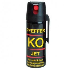 ARMYARMS.cz nabízí: Pepřový plynový sprej KO JET 40 ml