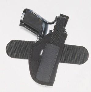 Opaskové pouzdro boční DASTA 204-2