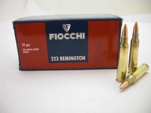 FIOCCHI 223 REM. 55 grs