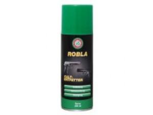 ARMYARMS.cz nabízí: Rozpouštědlo Ballistol Robla Black Powder Solvent Spray 200ml