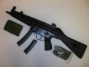 SMG MP5A2