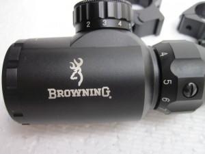 ARMYARMS.cz nabízí: Puškohled Browning 3-9x40 EG