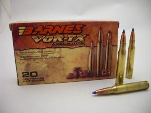 ARMYARMS.cz nabízí: BARNES VOR-TX 30-06 SPRG 150gr TSX BT - komisní prodej