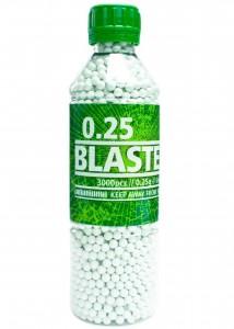 Kuličky BB ASG BLASTER 0,25g 3000ks