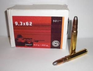 ARMYARMS.cz nabízí: Geco 9,3x62 Target 16,5g