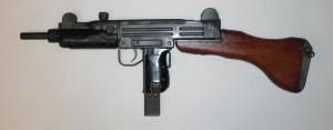 ARMYARMS.cz nabízí: UZI-S P 9mm samonabíjecí puška