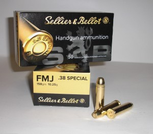 SB 38 Special FMJ 10,25g/158 grs