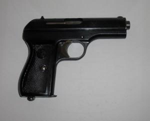 Pistole ČZ 27