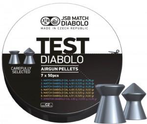 ARMYARMS.cz nabízí: Match Diabolo Test Middle Weight - puška
