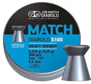 ARMYARMS.cz nabízí: Blue Match Diabolo S100