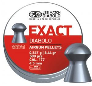 ARMYARMS.cz nabízí: Diabolo Exact - 500 ks
