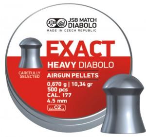ARMYARMS.cz nabízí: Diabolo Exact Heavy - 500 ks