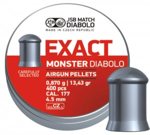 ARMYARMS.cz nabízí: Diabolo Exact Monster - 500 ks