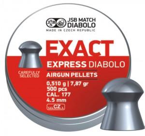 Diabolo Exact Express - 500 ks