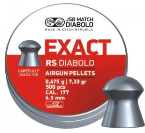 ARMYARMS.cz nabízí: Diabolo Exact RS - 500ks