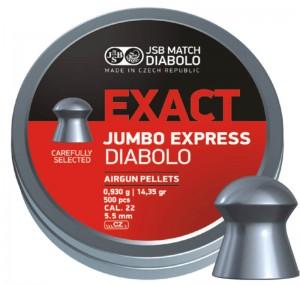 ARMYARMS.cz nabízí: Exact Jumbo Express - 500 ks