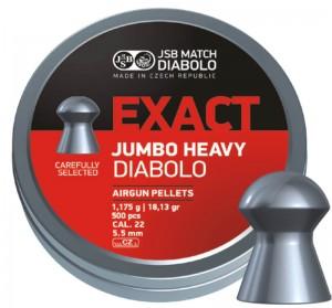 Exact Jumbo Heavy - 500 ks