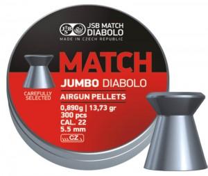 ARMYARMS.cz nabízí: Diabolo Jumbo Match- 300 ks