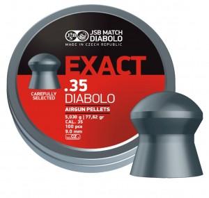 Diabolo Exact cal .35 - 100 ks