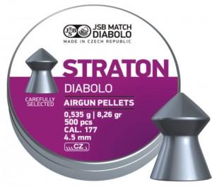 ARMYARMS.cz nabízí: Diabolo Straton cal .177 - 500 ks