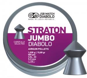 ARMYARMS.cz nabízí: Diabolo Straton Jumbo cal .22 - 250 ks