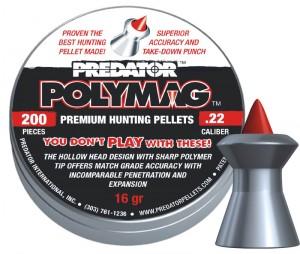 PREDATOR POLYMAG .22 - 200 ks