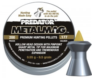 Predator Metalmag .177 - 200 ks