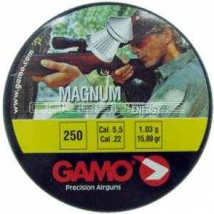 ARMYARMS.cz nabízí: Diabolo Gamo Magnum Energy - 250ks