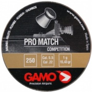 Diabolo Gamo Pro Match - 250ks