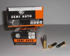 ARMYARMS.cz nabízí: Náboj 22 LR Semi Auto 2,6g/40gr