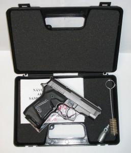 Plynová pistole ZORAKI 914 - titan