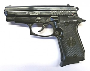 ARMYARMS.cz nabízí: Plynová pistole Ekol P29 - černá