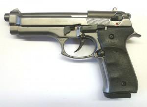 ARMYARMS.cz nabízí: Plynová pistole Ekol FIRAT MAGNUM F92 - titan