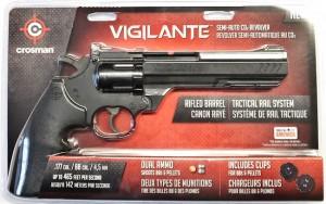 ARMYARMS.cz nabízí: Vzduchový revolver Crosman Vigilante